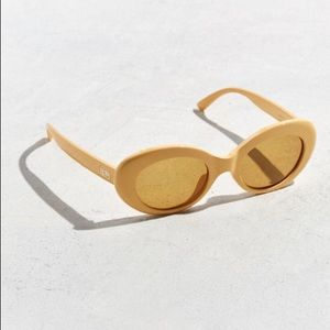 Crap Eyewear Love Tempo Round Sunglasses